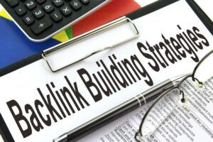 Build Up Backlinks