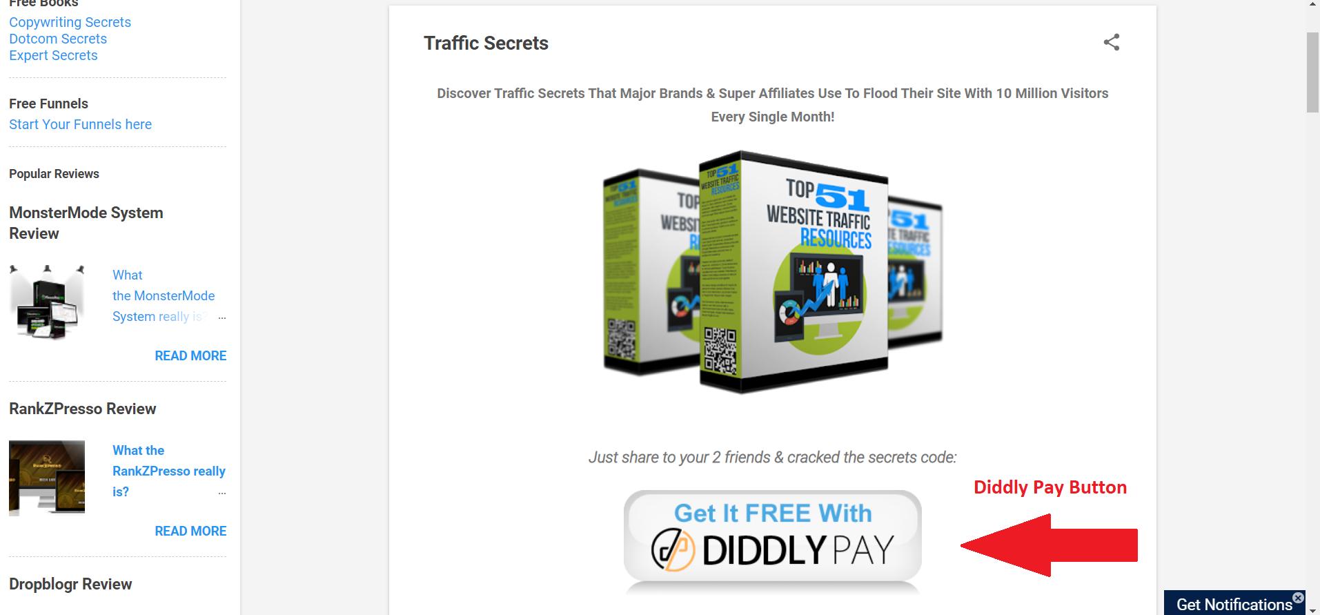 Traffic Secret Code