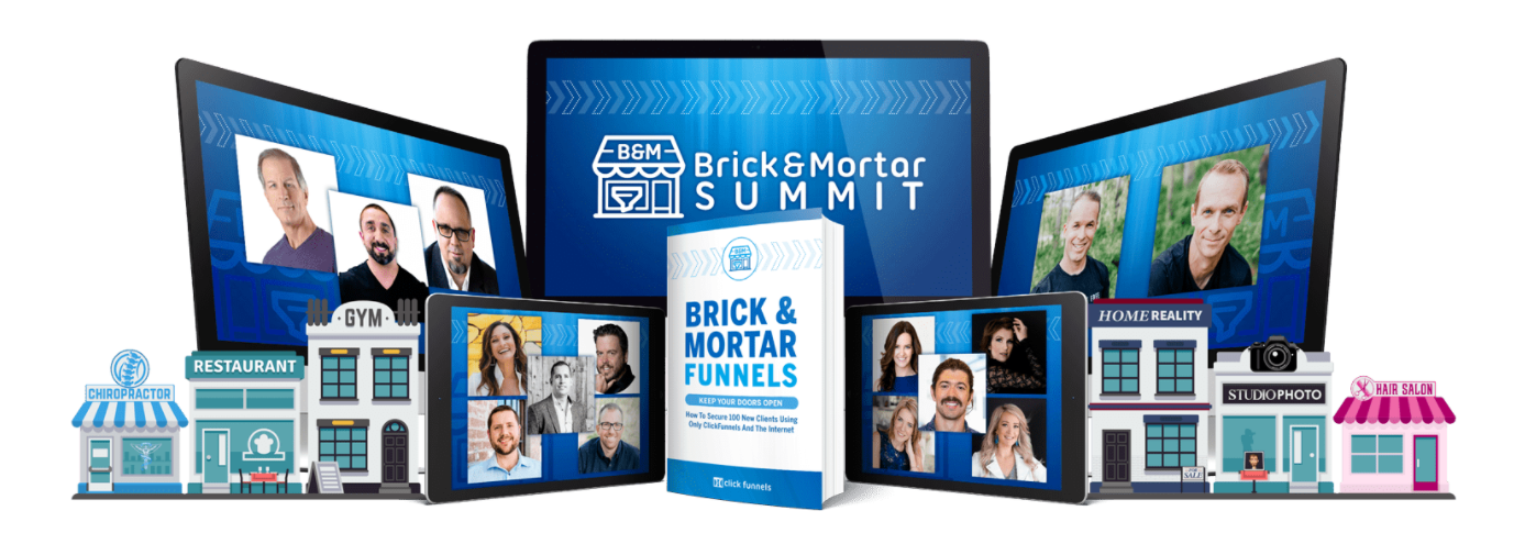 Brick & Mortar Funnels Summit