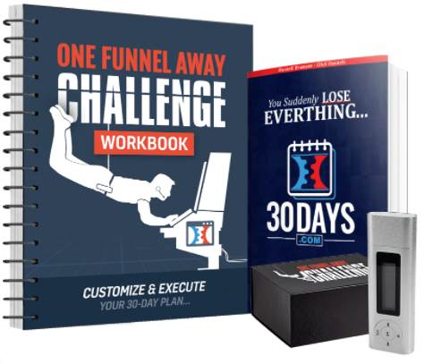 One Funnel Away Challenge Package