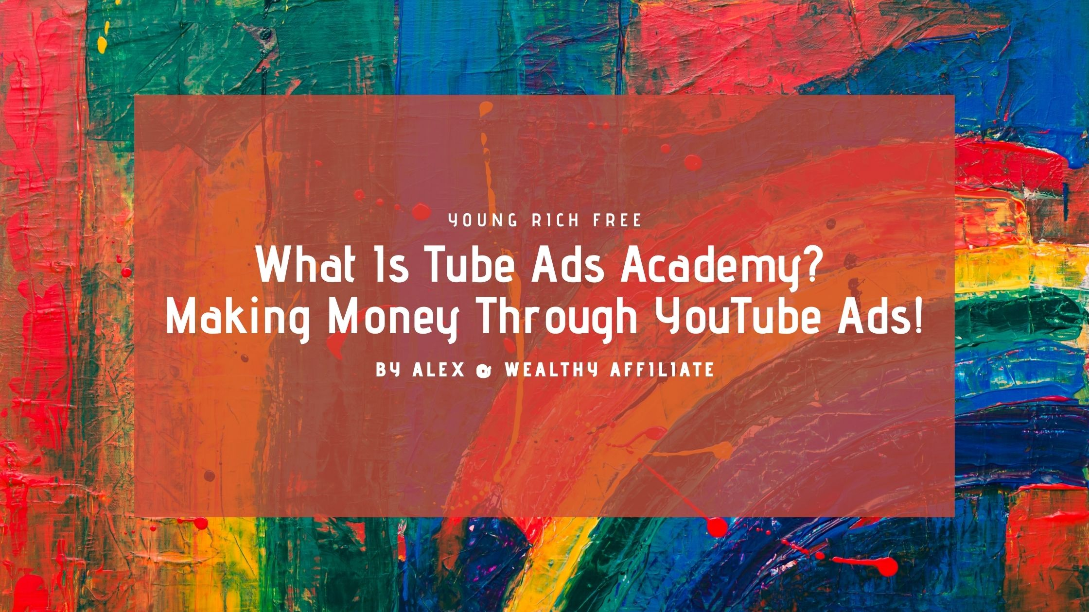 Tube Ads Academy