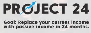 What is Income School Project 24